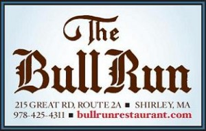 The Bull Run Restaurant, Shirley, MA