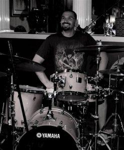 Drummer Jay Sharron