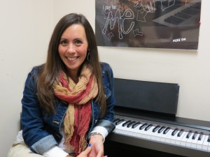 Voice & Piano Instructor Marcie Loiselle