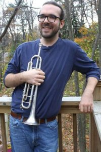 Trumpet & piano instructor Jacob Goldstein