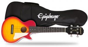 epiphone uke