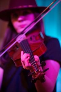 My Fair Facade's Sarah LaSellaClick to view videophoto by Daniel Shrives