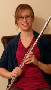 Woodwind Instructor Jennifer Lehman