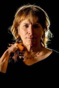 Professional Violinist Myra MacLeod