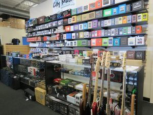 More than 2400 pedals in-stock!